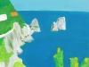 カプリ島海岸