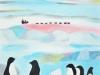 南極物語(2014年個展「CINEMA」展示作品より)